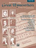 img - for Great Hymnwriters (Portraits in Song) book / textbook / text book