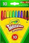Crayola 52-9715 Mini Twistables Crayo…