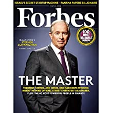 Forbes, May 31, 2016 Periodical by  Forbes Narrated by Daniel May
