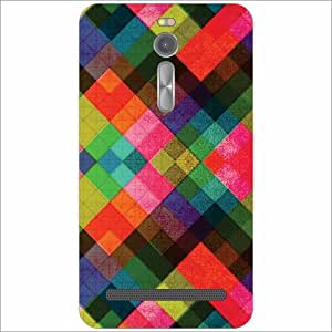 Asus ZenFone 2 ZE551ML Back Cover - Crazy Designer Cases
