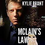 McLain's Law   Kylie Brant