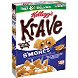 Kellogg's Krave S 'Mores Cereal, 11 Ounce
