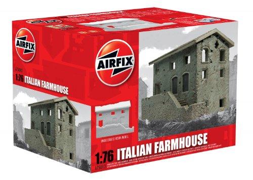 airfix italian farmhouse building kit 1 76 scale new ebay