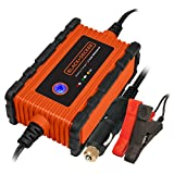 Black & Decker BC2BDW 2 Amp Waterproof Charger/Maintainer