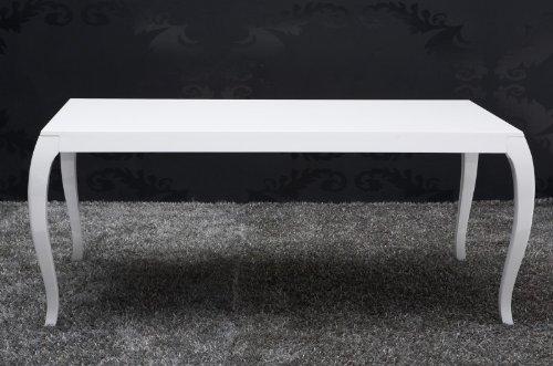 Barock-Esstisch-Hochglanz-Wei-200cm-Esszimmer-Tisch-10558-Barock-Mbel-Modern