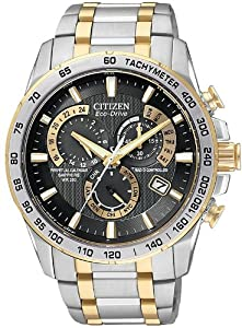 Citizen Men's AT4004-52E Perpetual Chrono A-T Watch