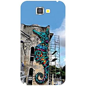 Samsung Galaxy Note 2 N7100 Back Cover - Design Designer Cases