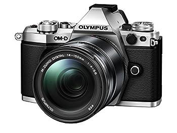 OLYMPUS ミラーレス一眼 OM-D E-M5 MarkII 14-150mm IIレンズキットシルバー E-M5 MarkII 14-150mm IILK SLV E-M5MarkII1415IILKSL