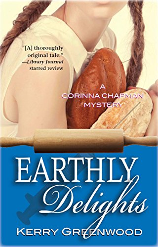 Earthly Delights (Corinna Chapman, #1)
