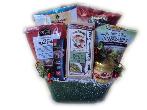 gourmet vegetarian gift baskets - 800×600