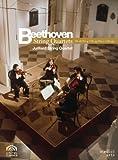 Beethoven, Ludwig van - Streichquartette Op. 18 Nr.4, Op. 59 Nr.1, Op. 131 (NTSC) title=