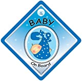 Baby on Board Car Sign Baby Car Sign Grandchild on Board Baby Sign Child signBaby on Board Sign Blue Sling Round Baby on Board Car Sign Baby On Board Decal Bumper Sticker Baby Sign Grandchild On Board