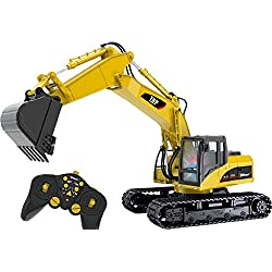 Top Race 15 Channel Full Functional Professional RC Excavator