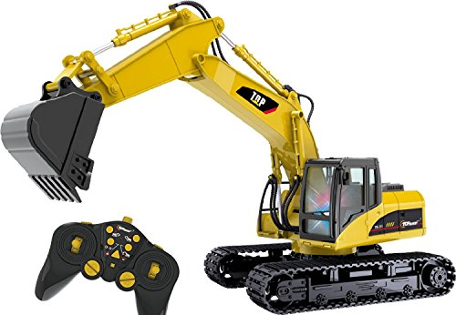 Top-Race-15-Channel-Full-Functional-Professional-RC-Excavator-Battery-Powered-Remote-Control-Construction-Tractor-Heavy-Duty-Metal-TR-211