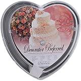 Wilton Decorative Preferred 4-Piece Heart Pan Set