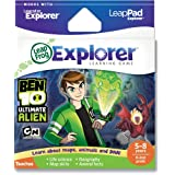 LeapFrog Explorer Game: Ben 10 Ultimate Alien (for LeapPad and Leapster)by Leapfrog