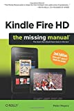 img - for Kindle Fire HD: The Missing Manual book / textbook / text book