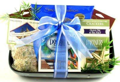 gift-basket-village-dockside-delights-gourmet-gifts-with-ceramic-baker-dish