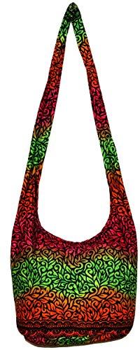 All Best Thing Crossbody Bohemian Hippie Hobo Boho Big Bag 37 Inch Length BOH17