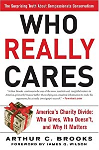 "Cover of ""Who Really Cares: The Surprisin..."