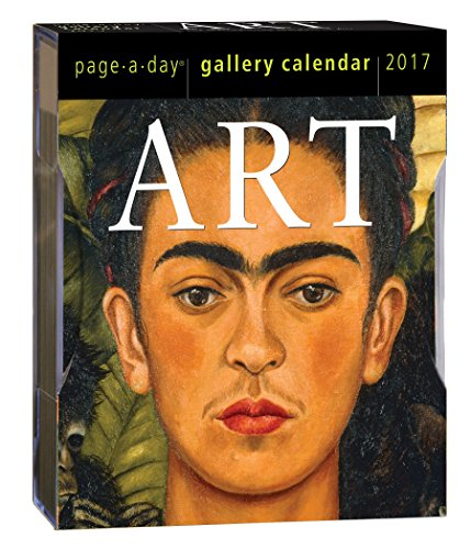 Art Page-A-Day Gallery Calendar 2017 (A Painting A Day compare prices)
