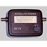 Satfinder, SAT-Finder, Satellitenfinder für digitale Satanlagen, Zum optimalen Ausrichten der Satellitenantenne