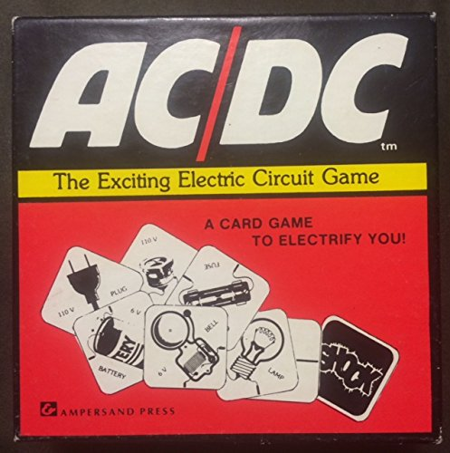AC/DC - The Exciting Electric Circuit Game (Ac Dc Game compare prices)