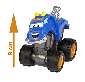 Tonka - 381551480 - Jouet de Premier Age - Chuck And Friends Buddies - Handy