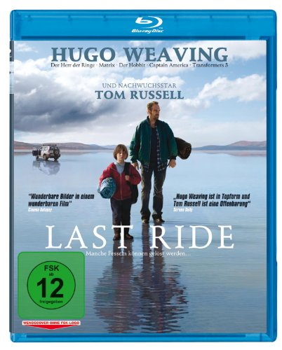 Last Ride (2009) [ NON-USA FORMAT, Blu-Ray, Reg.B Import - Germany ]