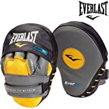 Everlast Evergel Mantis Hook Jab Pads - Grey