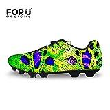 [FOR U DESIGNS]個性的なデザイン ファッション サッカーシューズ 快適 男女兼用 柄2