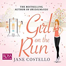 Girl on the Run Audiobook by Jane Costello Narrated by Emma Gregory