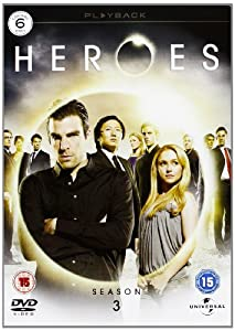 Heroes - Season 3 [6 DVDs] [UK Import]