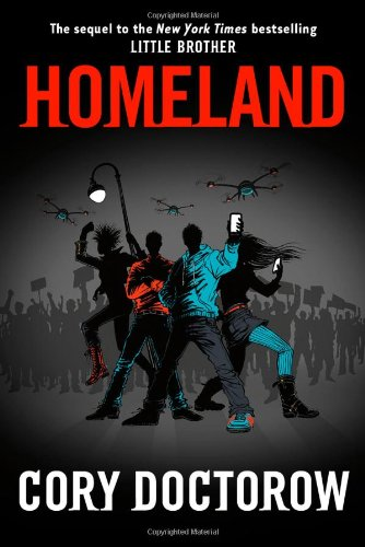 Large book cover: Homeland