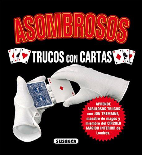 ASOMBROSOS TRUCOS CON CARTAS