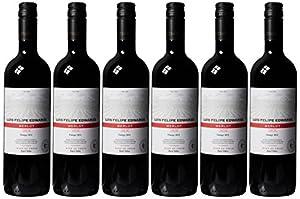 Luis Felipe Edwards Lot 18 Merlot Rapel Valley 2012 Wine (Case of 6)