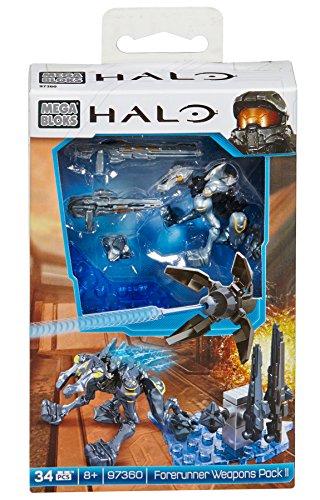 Mega Bloks Halo Forerunner Weapons Pack II