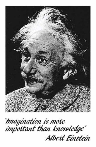 Empire Interactive - Poster di Albert Einstein multicolore