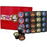 Voted Our Best K-cup Gourmet Coffee Gift for Every Occasion, 20 K-cups of Pure Kona and Kona Hawaiian Coffee, for Mothers Day, Fathers Day, Birthdays, and All Occasions