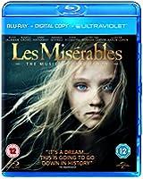 Les Misérables (Blu-ray + Digital Copy + UV Copy) [2012]
