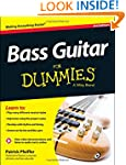 Bass Guitar For Dummies, Book + Onlin...