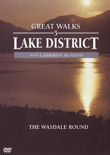 Great Walks 5, Lake District - The Wasdale Round - Spectacular Lakeland scenery and walking in the mountains includes Wastwater, Pillar, Ennerdale, Great Gable, Scafell, Illgill Head, Whin Rig and Irton Pike. Presented by Cameron McNeish. DVD.