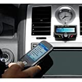Parrot CK3100 LCD Advanced Bluetooth Car Kit - Use your Phone Legally whilst Driving for BMW 5 SERIES