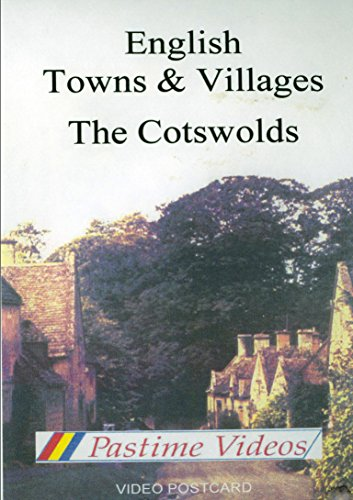 English Towns & Villages - The Cotswolds