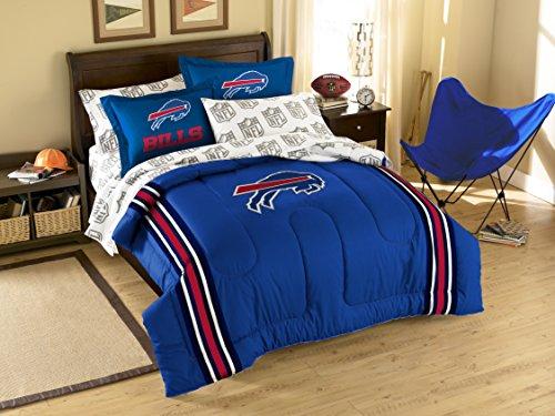Nfl Buffalo Bills Bedding Set, Full front-873035