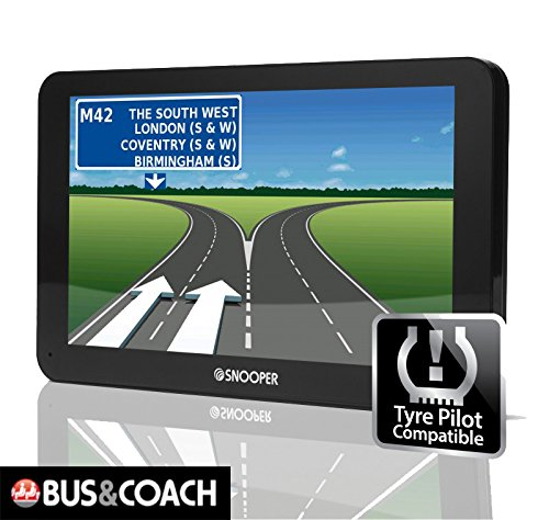 Snooper-S6800-Bus-NAVIGATEUR-GPS-7-Pouces