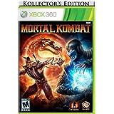 Mortal Kombat: Kollector's Edition -Xbox 360