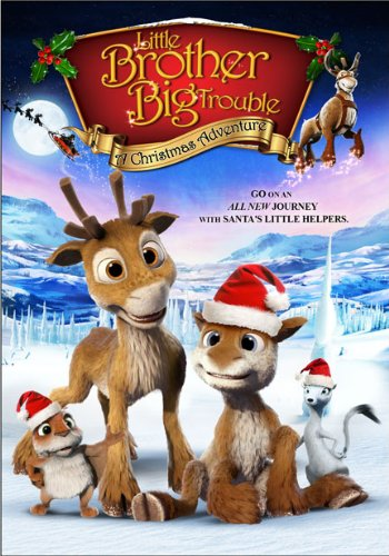Little Brother, Big Trouble: A Christmas Adventure [DVD] (Little Brother Big Trouble Dvd compare prices)