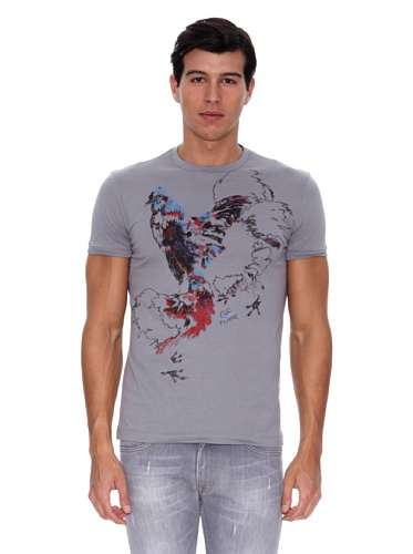 gianfranco-ferre-camiseta-gallo-gris-l