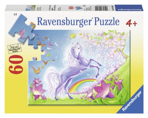Ravensburger Colorful Horse Puzzle (60-Piece)